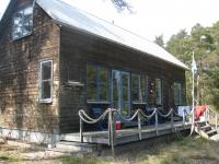 Egna huset i Lergrav